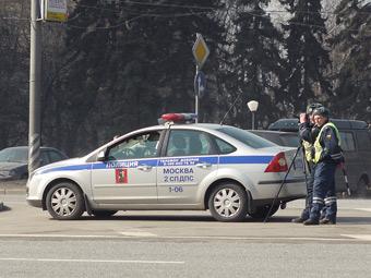 Московских водителей оповестят о штрафах по SMS