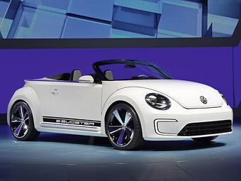 "VW показал предтечу ""Жука"" без крыши"