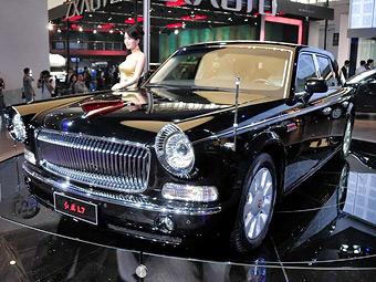 Для съезда Компартии Китая построили специальный лимузин