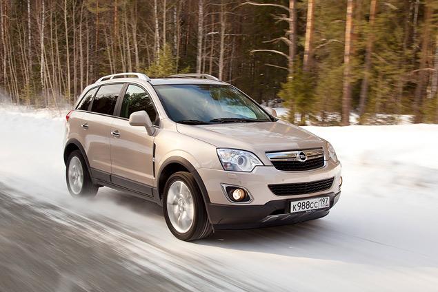Opel едва уловимо обновил кроссовер Antara. Фото 6