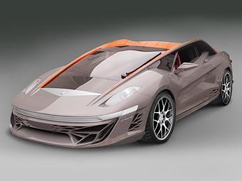 Ателье Bertone оценило свой ретро-спорткар в 2 миллиона евро