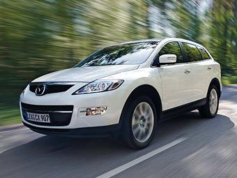 Mazda CX-9 нового поколения появится в 2013 году