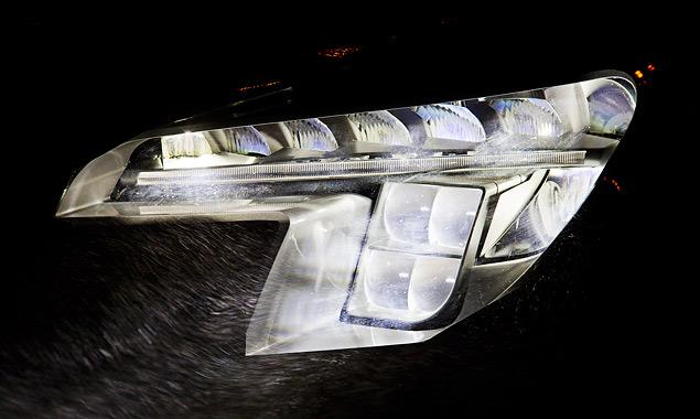 Почему Opel предпочел светодиоды ксенону. Фото 2