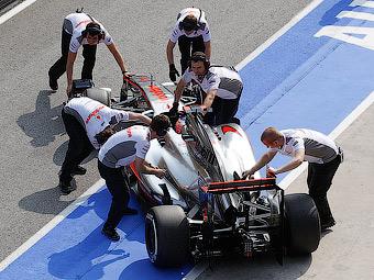 Журналисты разоблачили уловки Сенны и Баттона на Гран-при Бахрейна
