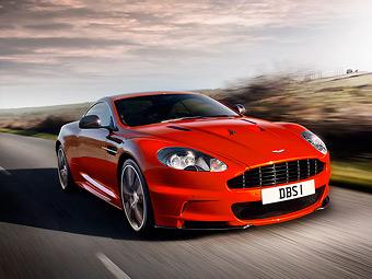 Aston Martin завершит выпуск суперкара DBS спецсерией