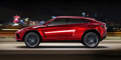 Лучшей машиной автосалона стал 600-сильный внедорожник Lamborghini