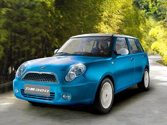 Продажи китайских машин в России выросли почти вдвое