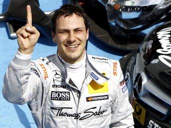 Новый сезон серии DTM начался с победы тест-пилота McLaren