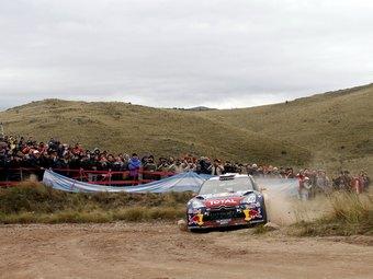 Хирвонен отдал победу Лебу на Ралли Аргентины WRC