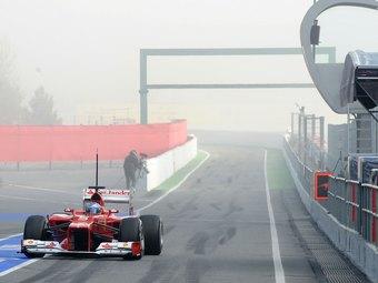 Команда Ferrari не успеет подготовить новый болид к тестам в Мюджелло