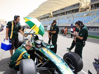 Гонка GP2 в Бахрейне собрала 12 зрителей