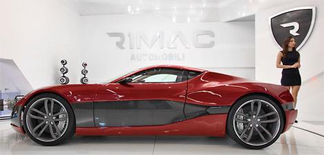 1088-сильный автомобиль выпустят тиражом в 88 экземпляров