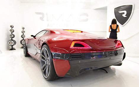 1088-сильный автомобиль выпустят тиражом в 88 экземпляров. Фото 1