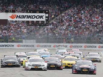 Участие машин BMW и Audi во второй гонке DTM оказалось под вопросом
