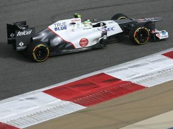 Команда Sauber серьезно обновила болид