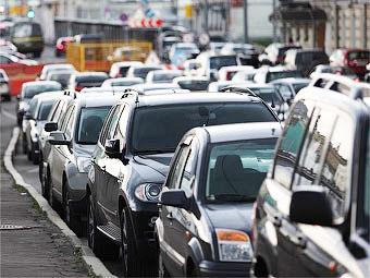 В Москве десять улиц станут односторонними