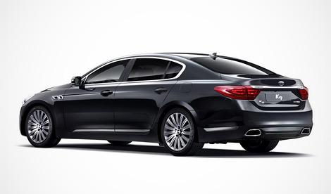 Продажи модели за пределами Южной Кореи начнутся в конце 2012 года