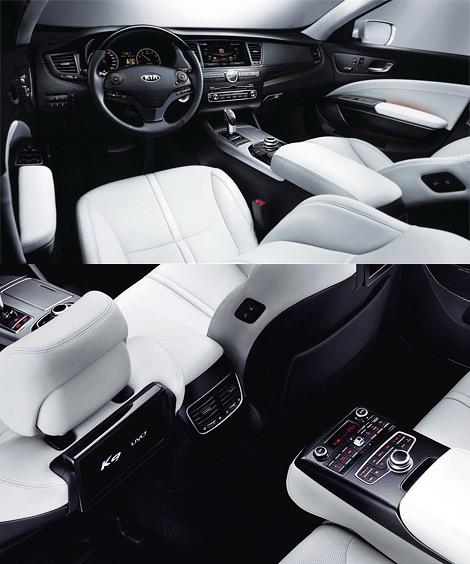 Продажи модели за пределами Южной Кореи начнутся в конце 2012 года. Фото 1