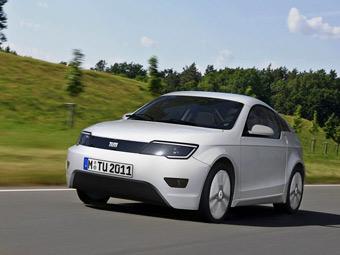BMW и Daimler объединились для создания идеального электрокара