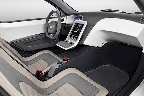 Немецкие автопроизводители совместно с учеными начали разрабатывать доступный электромобиль. Фото 1