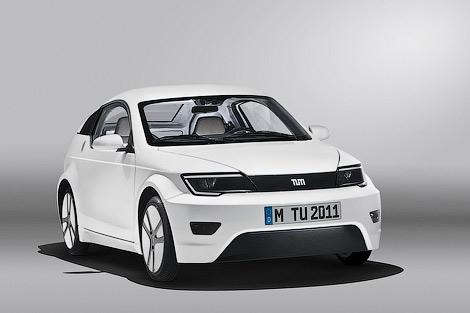 Немецкие автопроизводители совместно с учеными начали разрабатывать доступный электромобиль. Фото 2