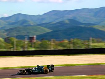 Петров назвал тестовую трассу Формулы-1 опасной