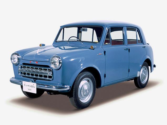 История марки Datsun, решившей завоевать Россию. Фото 2