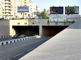 Лефортовский тоннель в Москве перекроют на четыре дня