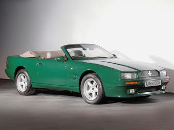 Aston Martin принца Чарльза выставили на аукцион