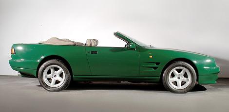 За 14-летний автомобиль надеются выручить от 50 до 70 тысяч фунтов стерлингов