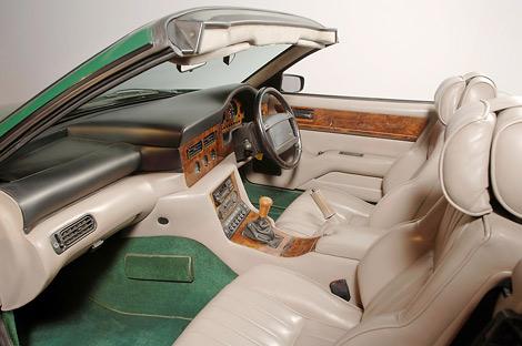 За 14-летний автомобиль надеются выручить от 50 до 70 тысяч фунтов стерлингов. Фото 2