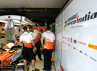 Команду Force India обязали возместить судебные издержки Caterham