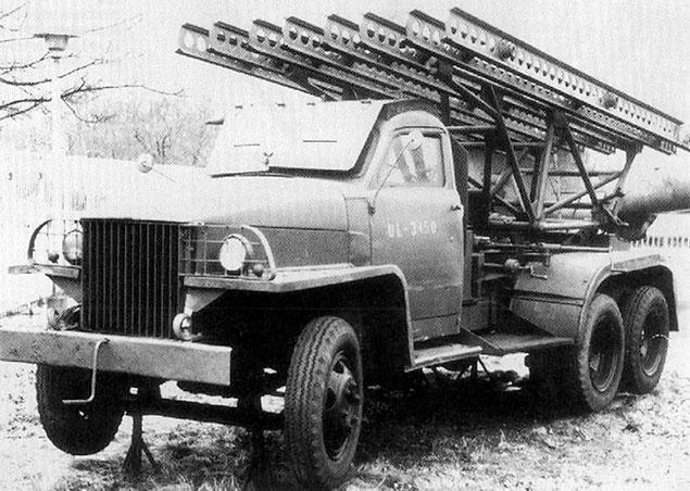 Автомобили на фронтах Второй мировой. Фото 2