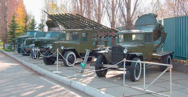 Автомобили на фронтах Второй мировой. Фото 3