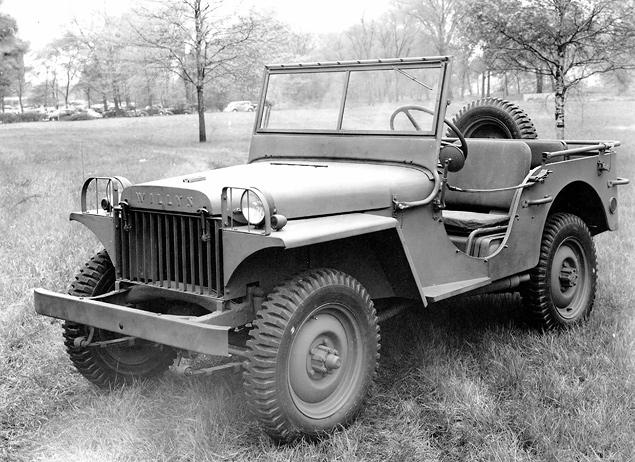 Автомобили на фронтах Второй мировой. Фото 4