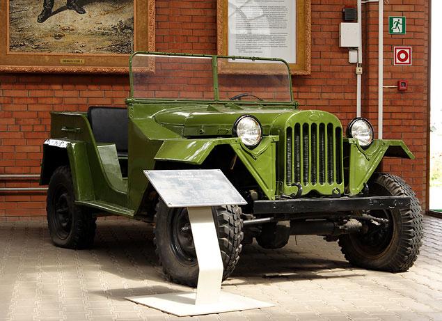 Автомобили на фронтах Второй мировой. Фото 7