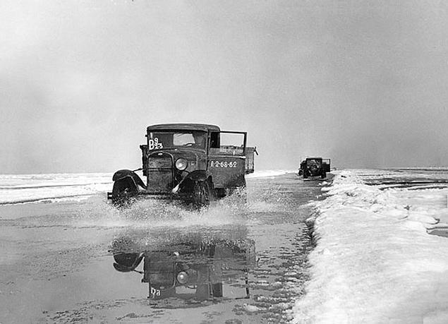 Автомобили на фронтах Второй мировой. Фото 9