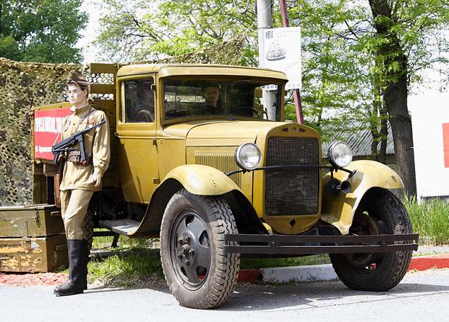 Автомобили на фронтах Второй мировой. Фото 10