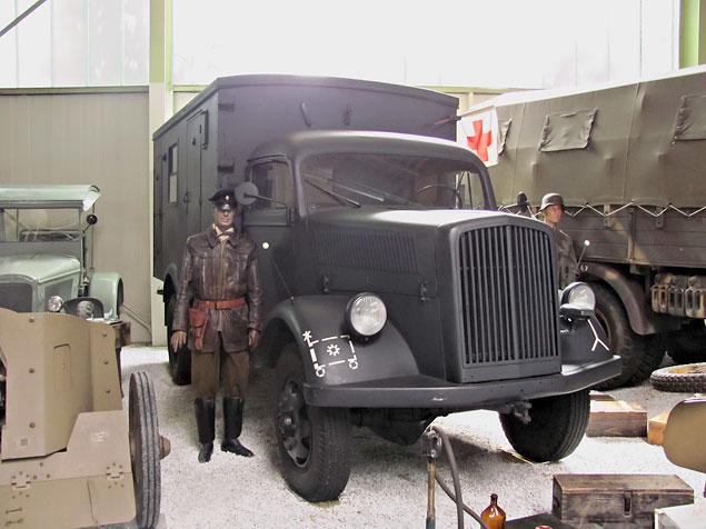 Автомобили на фронтах Второй мировой. Фото 12