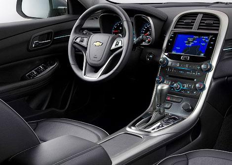 """Завод """"Автотор"""" до конца мая выпустит 35 седанов Chevrolet Malibu. Фото 1"""