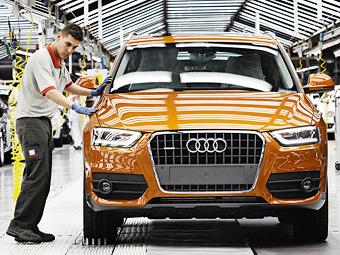 В Audi выбрали шасси для самого маленького кроссовера
