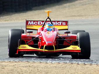 Чемпионская команда Newman/Haas вернется в INDYCAR 2013 году