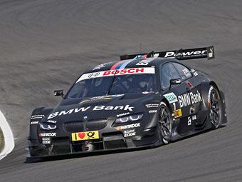 Пилоты BMW сделали дубль в квалификации второго этапа DTM