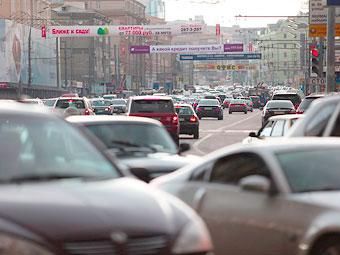 Власти Москвы предложили ввести платный проезд по городу