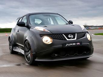 Суперкроссовер Nissan оценили в 590 тысяч долларов
