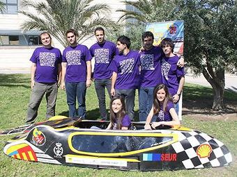 Испанцы построили машину с расходом литр топлива на 2000 километров