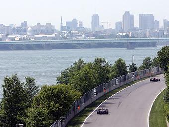 Экклстоун потребовал реконструировать канадскую трассу Формулы-1