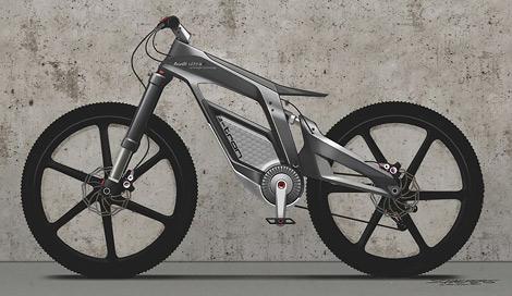Велосипед может разгоняться до 80 километров в час