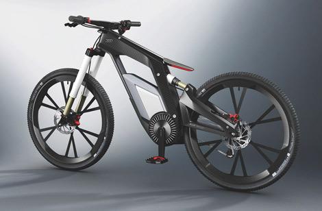 Велосипед может разгоняться до 80 километров в час. Фото 1