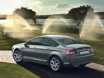 Сборкой нового Citroen C5 займется Opel